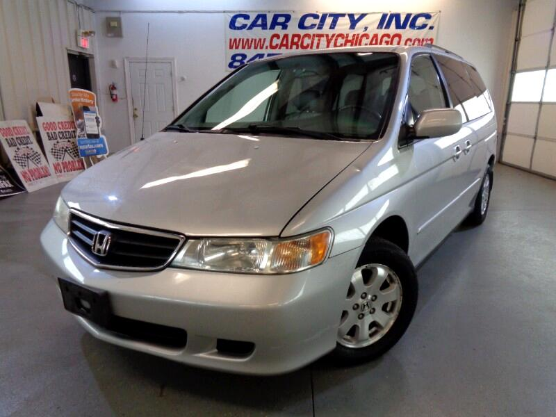 Honda Odyssey EX w/ Leather and DVD 2004