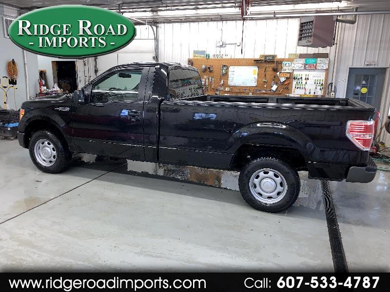 Ford F-150 XL 6.5-ft. Bed 4WD 2014
