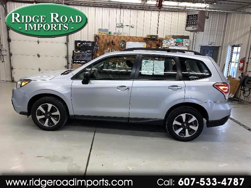 Subaru Forester 2.5 X 2017