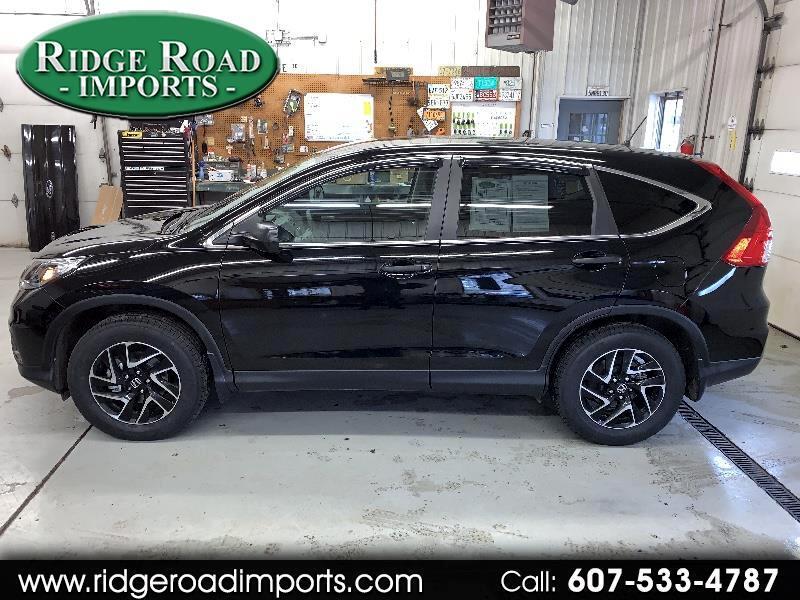 Honda CR-V SE 4WD 2016