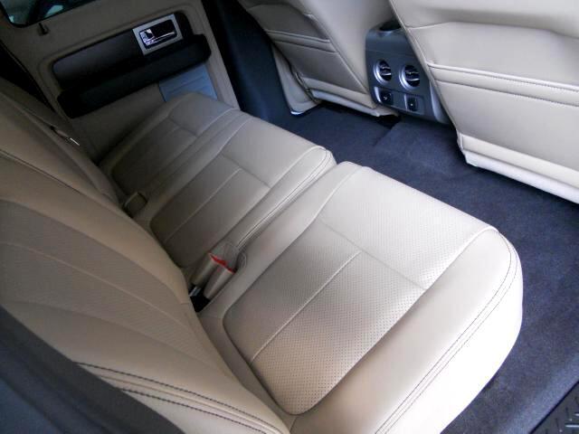 2012 Ford F-150 Lariat SuperCrew Short Box 2WD