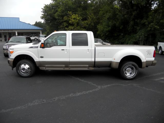 2012 Ford F-350 SD King Ranch Crew Cab 4WD DRW