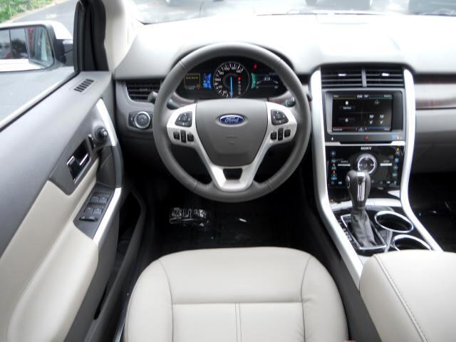 2013 Ford Edge Limited FWD