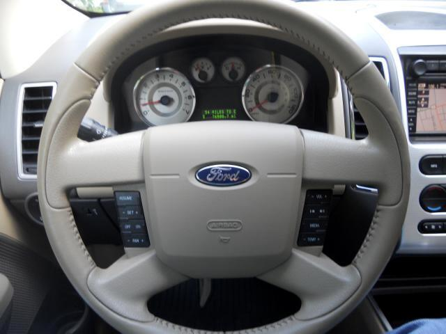 2007 Ford Edge SEL Plus FWD