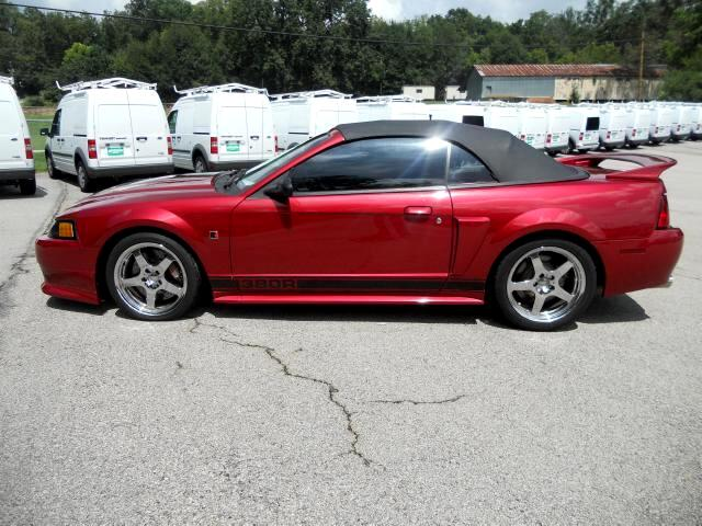 2004 Ford Mustang Roush Convertible
