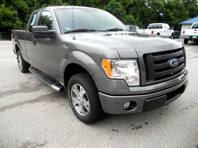 2010 Ford F-150 STX SuperCab Short Box 2WD