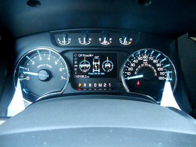 2012 Ford F-150 XLT SuperCrew 2WD