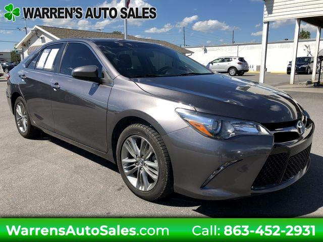2016 Toyota Camry 4DR SE