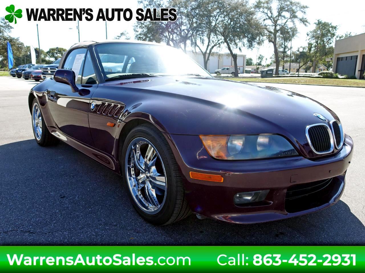 1997 BMW 3 Series Z3 2dr Roadster 2.8L