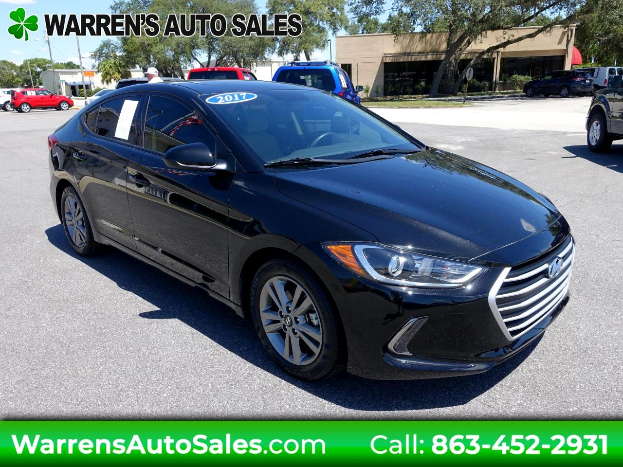 2017 Hyundai Elantra SE Value Package