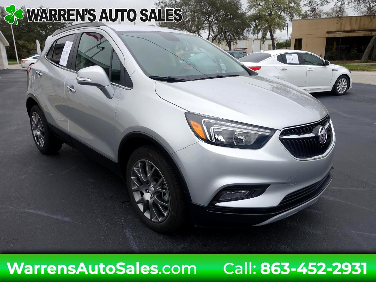 Buick Encore Sport Touring FWD 2017