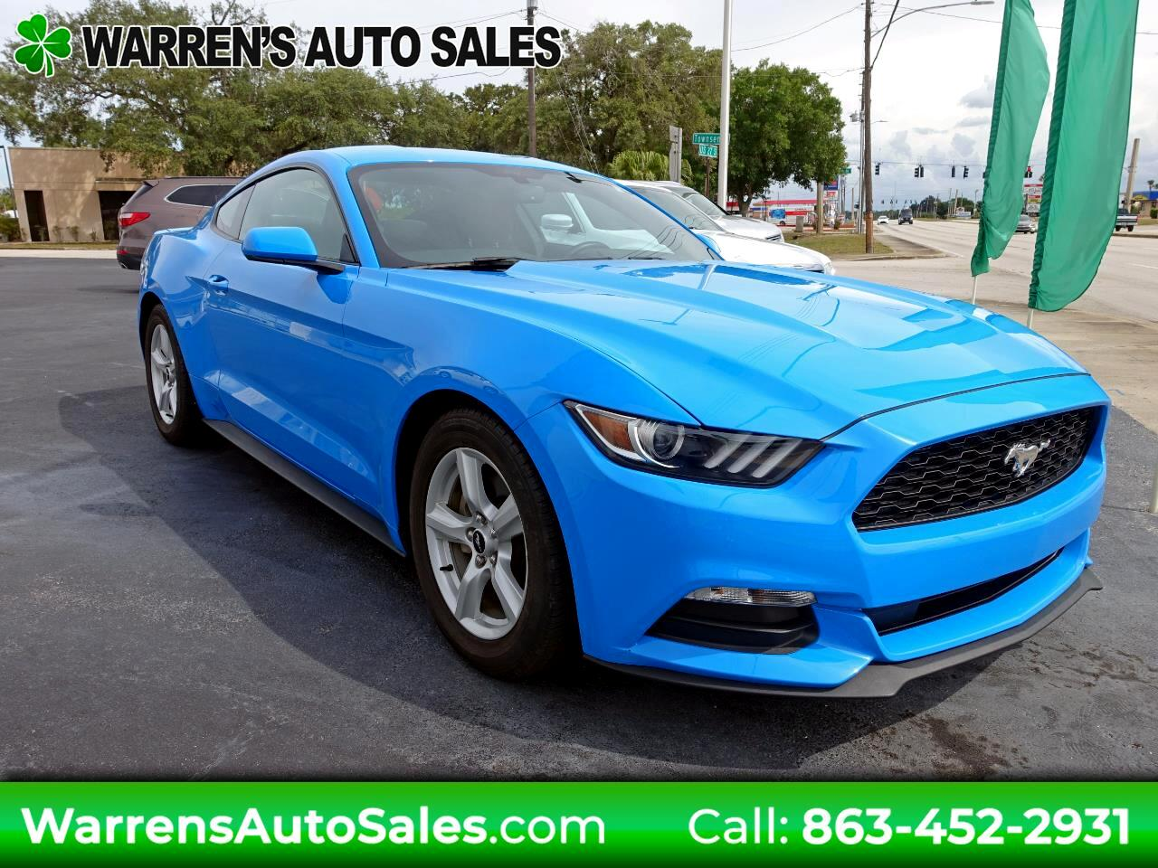 Ford Mustang V6 Coupe 2017