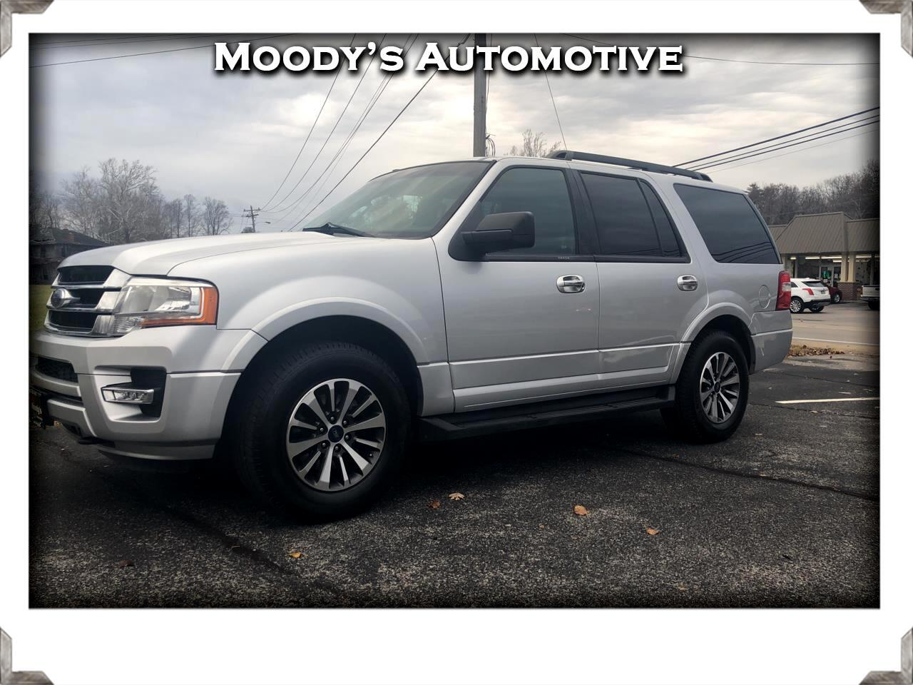 2017 Ford Expedition 4dr XLT 4WD