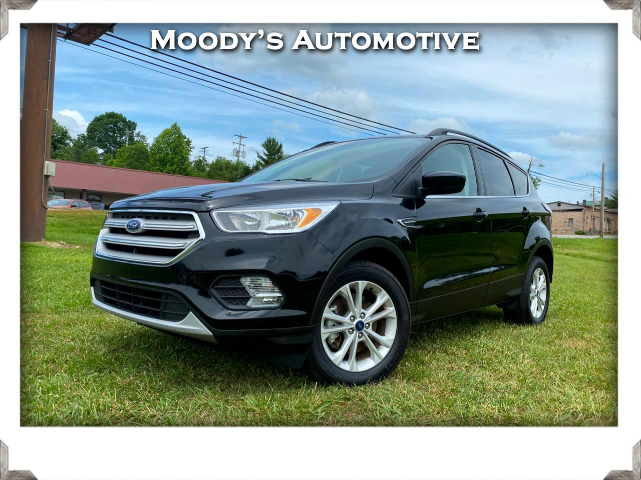 Ford Escape SEL FWD 2018