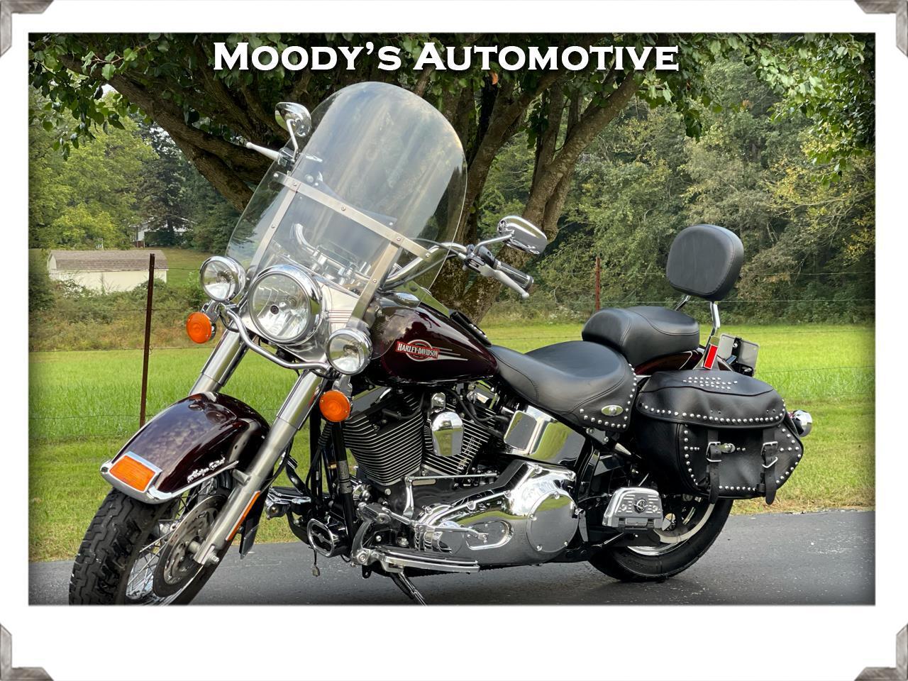 Harley-Davidson Softail  2005