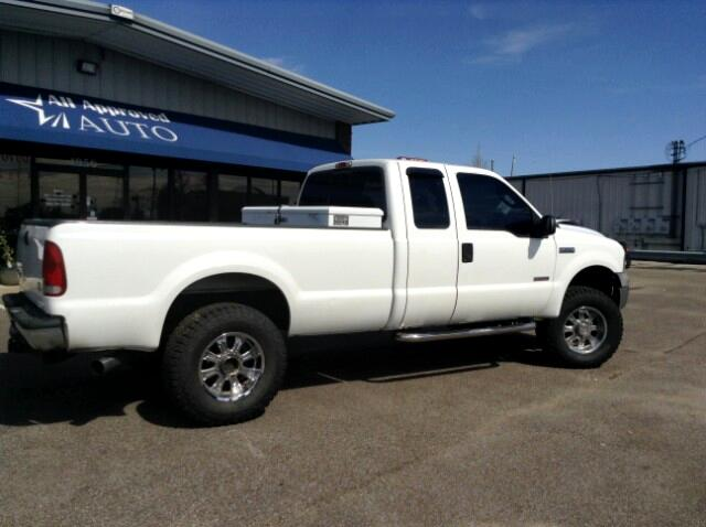 2005 Ford F-250 SD Lariat SuperCab 2WD