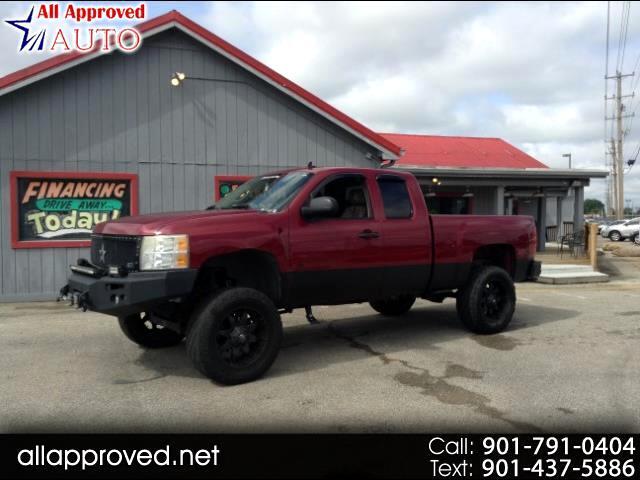 2007 Chevrolet Silverado 1500 Work Truck Ext. Cab 2WD