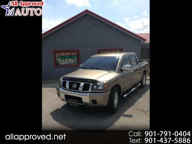 2007 Nissan Titan XE Crew Cab 2WD