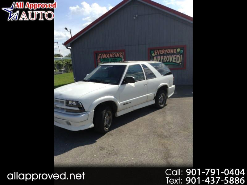 2001 Chevrolet Blazer LS 2-Door Xtreme
