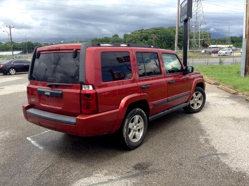 Jeep Commander 4WD 2006