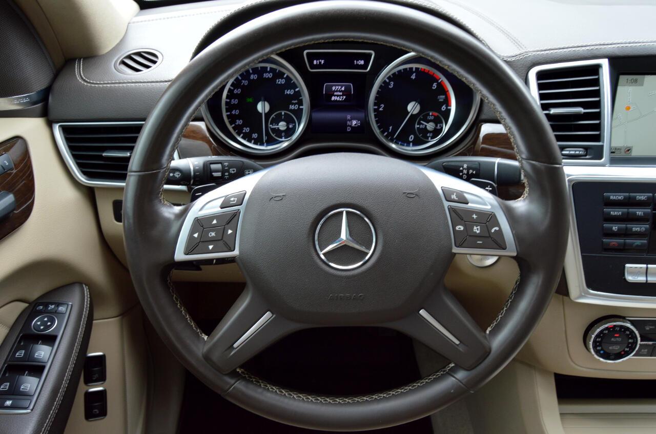 2015 Mercedes-Benz GL-Class GL350 BlueTEC