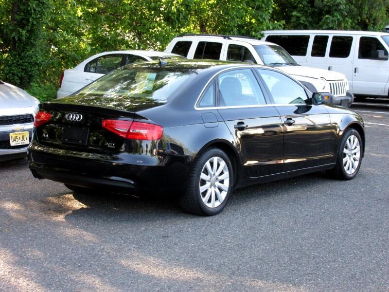 2013 Audi A4 2.0 Premium Plus