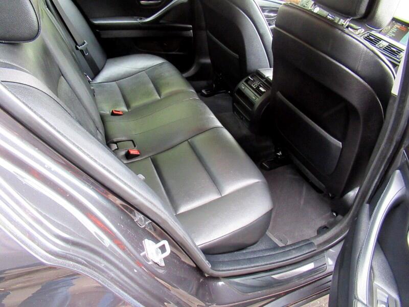 2013 BMW 5-Series 528i xDrive