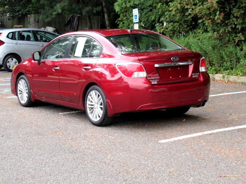 2013 Subaru Impreza Limited 4-Door+S/R