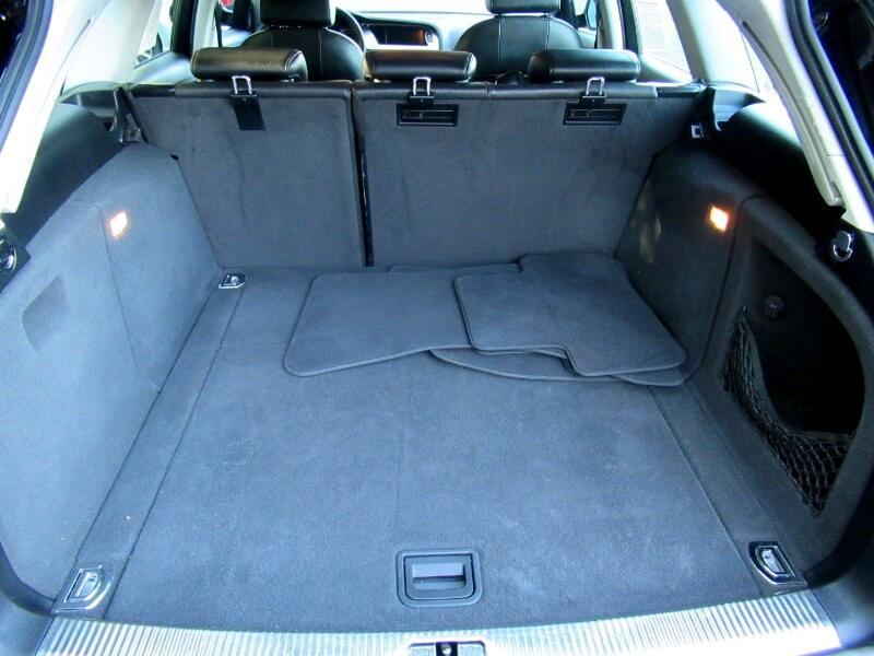 2009 Audi A4 Avant WAGON