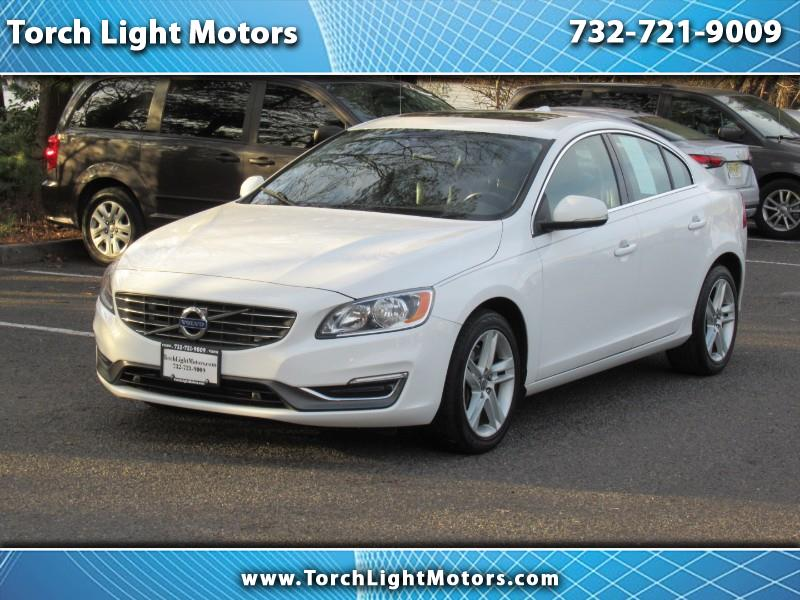 Volvo S60 2.5L Turbo AWD Auto 2014