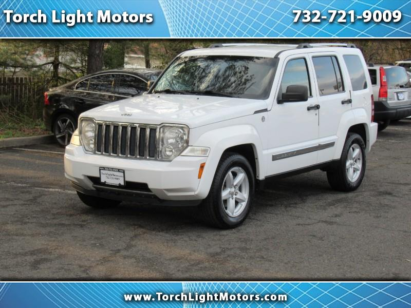 Jeep Liberty Limited 4WD 2012