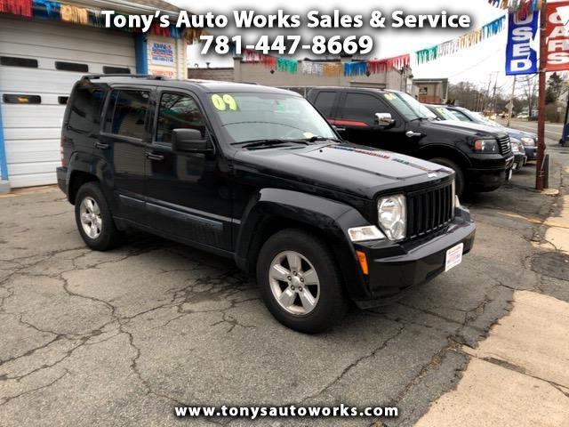 2009 Jeep Liberty Sport 4WD