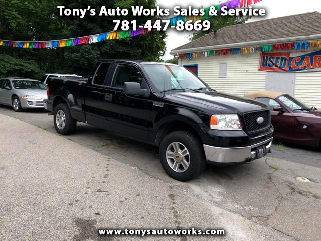 2006 Ford F-150 FX4 SuperCab Flareside