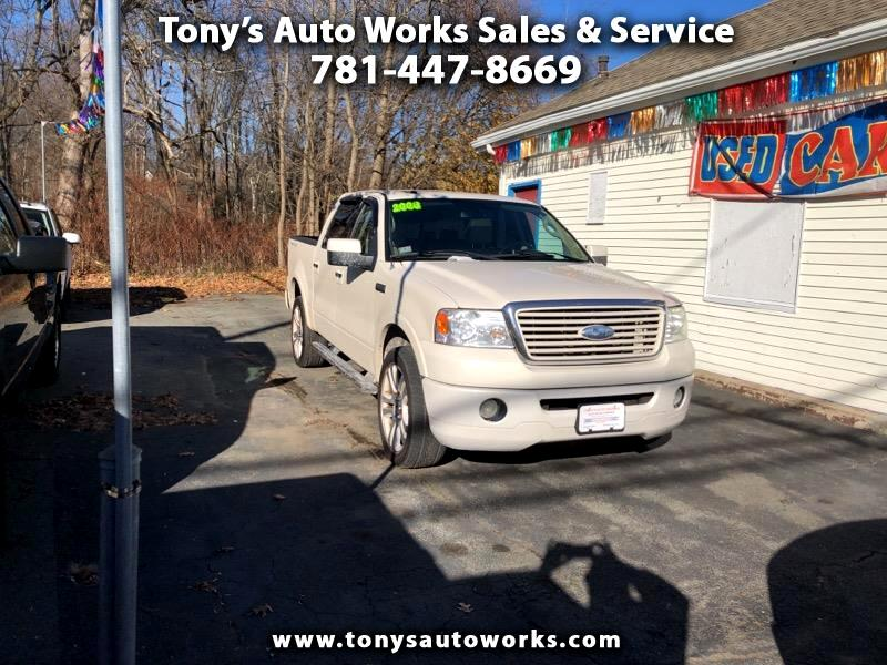 2008 Ford F-150 Limited SuperCrew 4WD