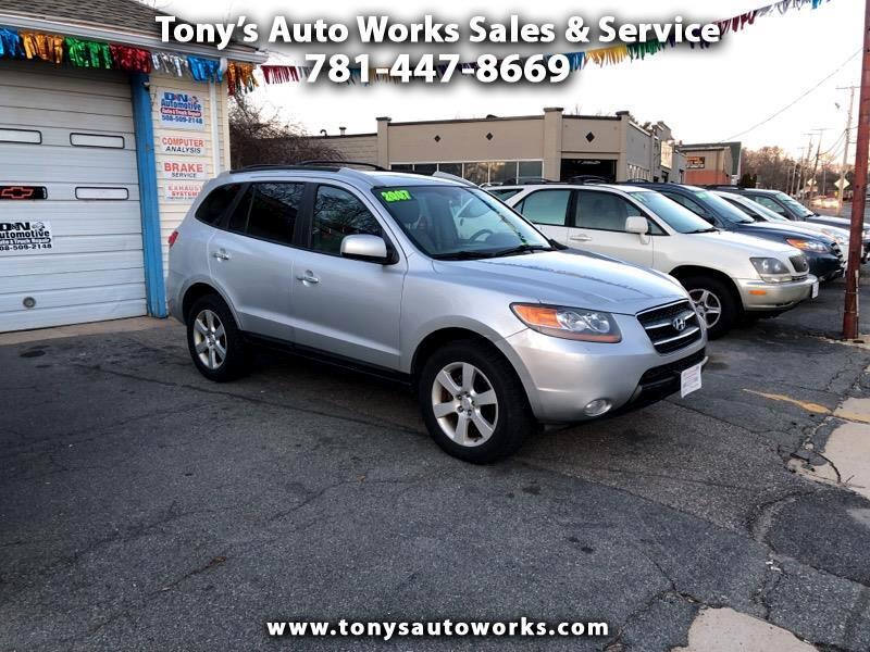 2007 Hyundai Santa Fe Limited AWD