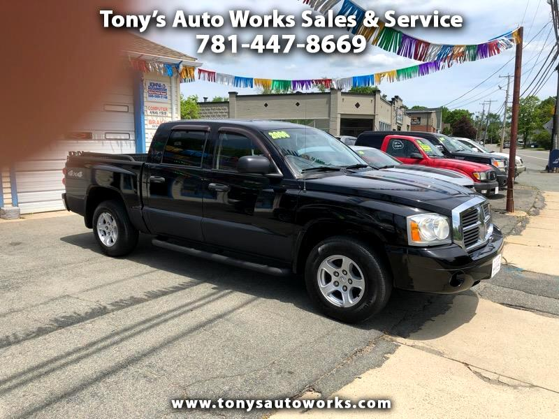 2006 Dodge Dakota 4dr Quad Cab 131 4WD SLT