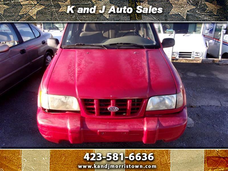 1999 Kia Sportage 4WD