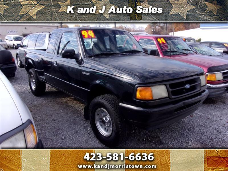 1995 Ford Ranger XL SuperCab 4WD