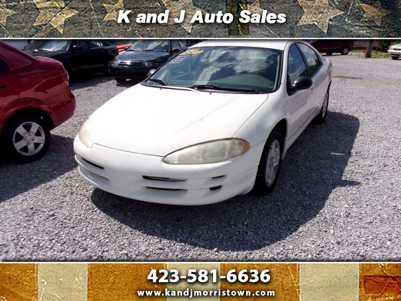 Dodge Intrepid SE 2002