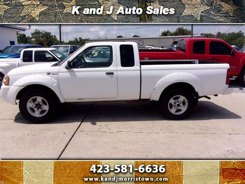 2002 Nissan Frontier SC-V6 King Cab 4WD