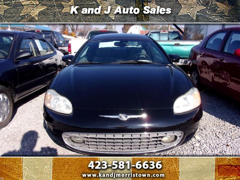 Chrysler Sebring LX Coupe 2001
