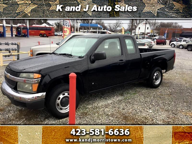 Chevrolet Colorado Work Truck Ext. Cab 2WD 2007