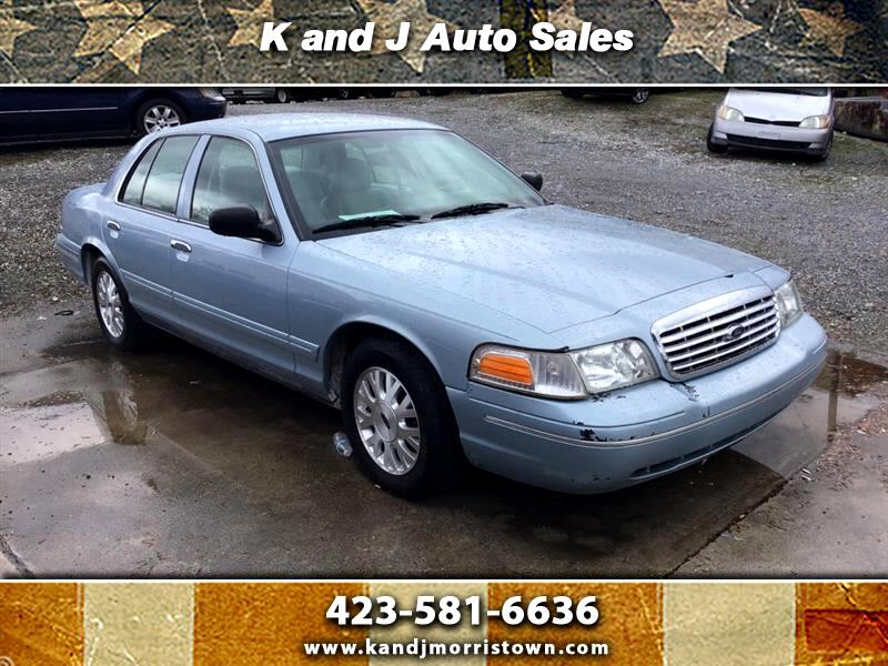 Ford Crown Victoria LX 2004