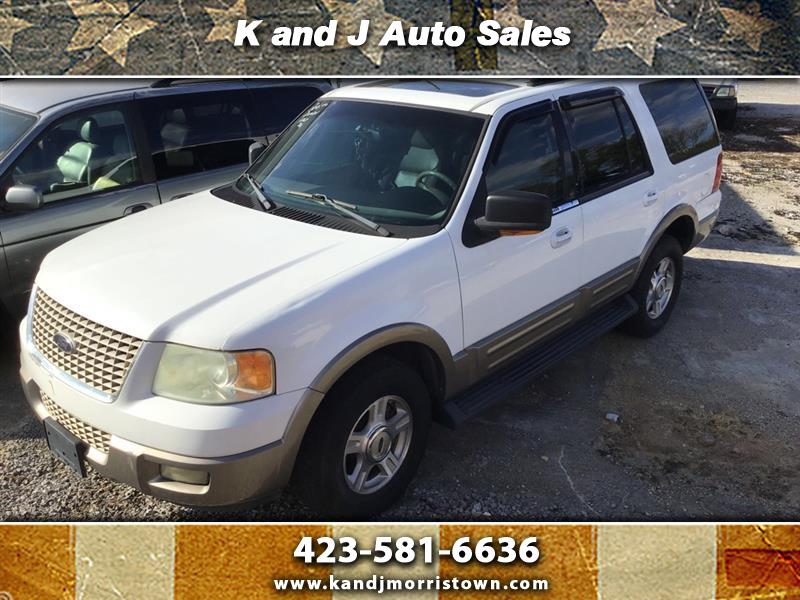 Ford Expedition Eddie Bauer 5.4L 2WD 2003