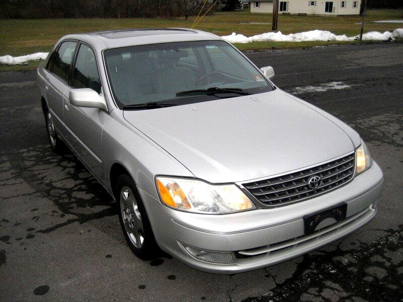 2004 Toyota Avalon 4dr Sdn XLS w/Bench Seat