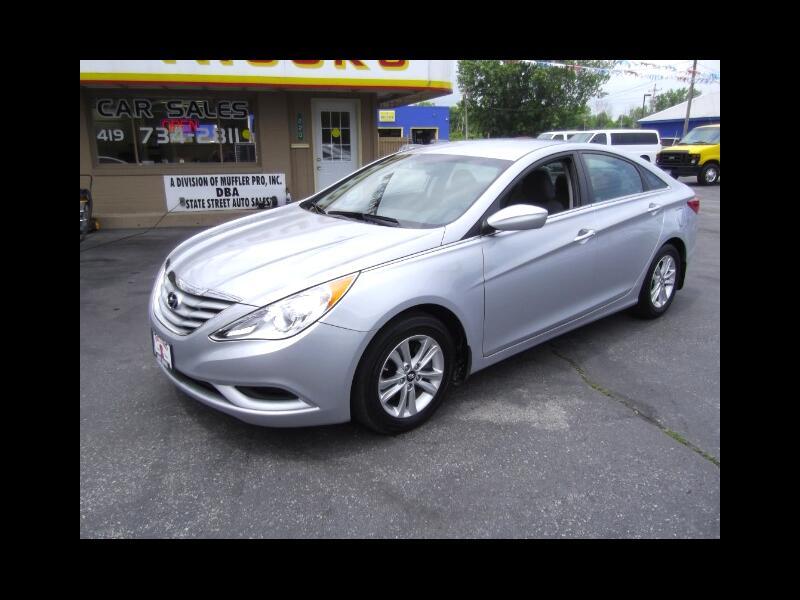 2012 Hyundai SONATA GLS 2625