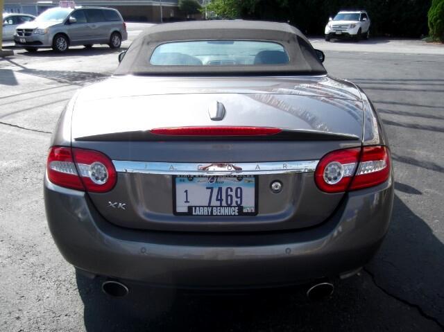 2010 Jaguar XK-Series XK Portfolio Convertible