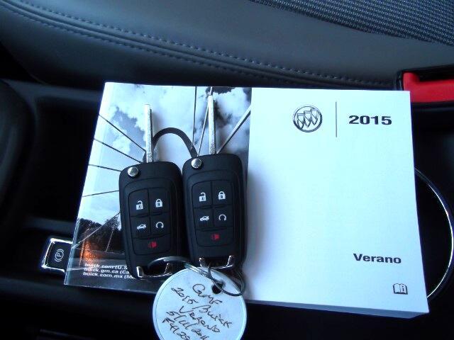 2015 Buick Verano Base