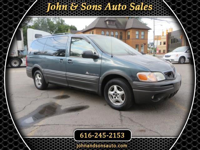 2005 Pontiac Montana 1SA Extended