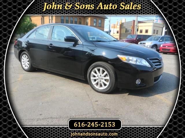 2010 Toyota Camry XLE V6 6-Spd AT